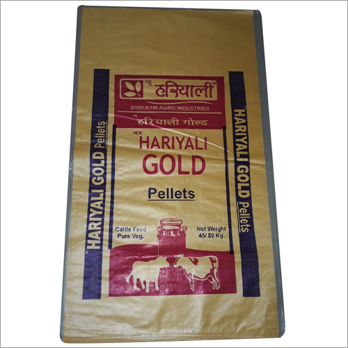 Hariyali Gold Pellets Cattle Feed