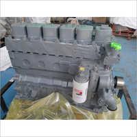 Marine Long Block Engine
