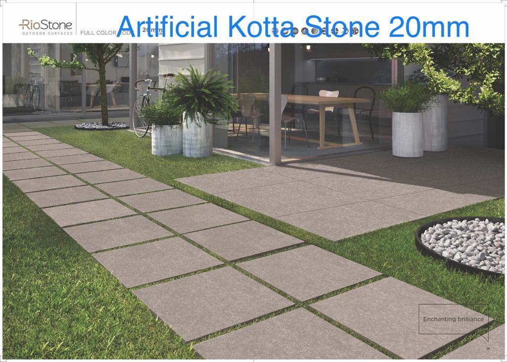 Artifical Kota Stone