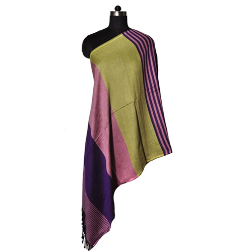 Viscose Strip Stole