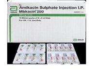 Amikacin Injection I.P. 250 mg
