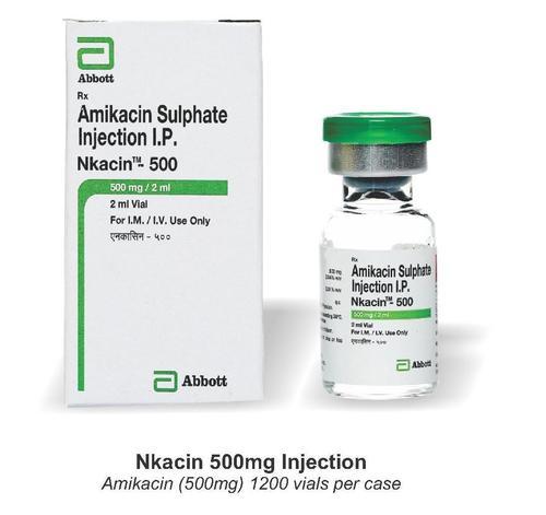 Amikacin Injection 500 mg/2ml