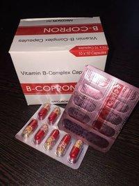 Vitamin B-Complex Cap.
