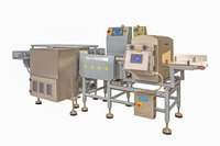 Combi Checkweigher  - Combination of Metal Detector and Checkweigher System