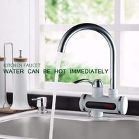 Electronic Instant Hot Water Faucet