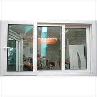 UPVC Glass Window