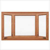 WPC Wooden Window Frame