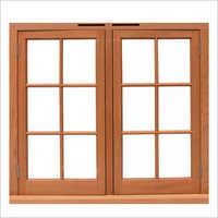 Wooden Hardwood Window Frame