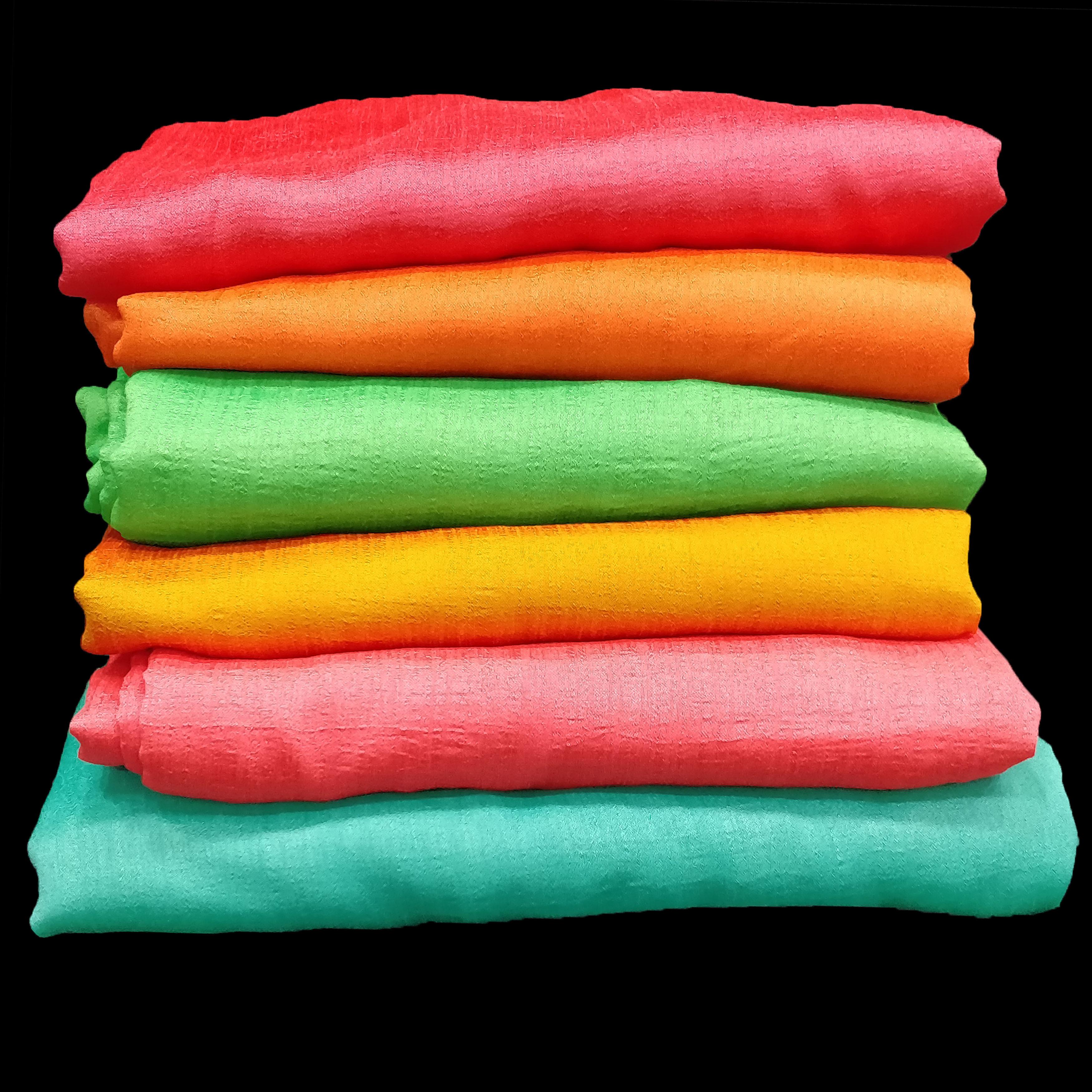 C*P Vichitra Fabric