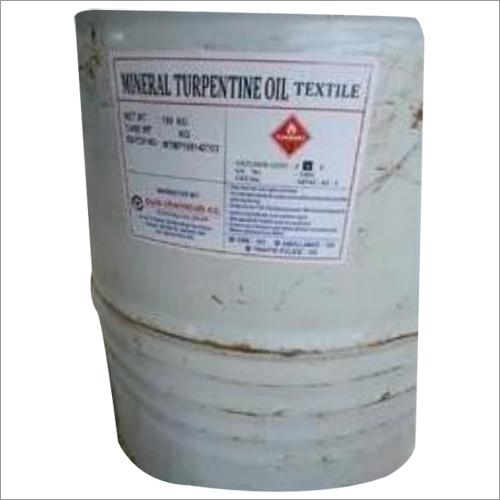 Mto (Mineral Terpentine Oil)