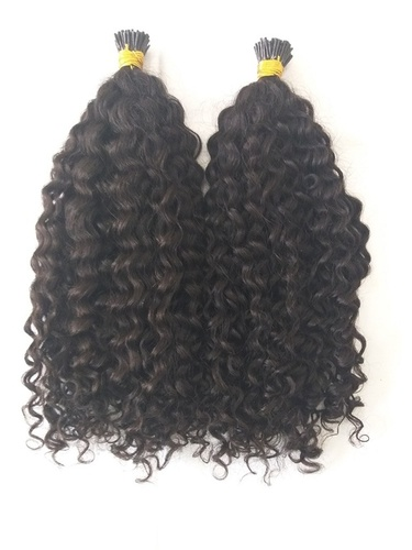 I Tip Hair Extensions Curly Hair