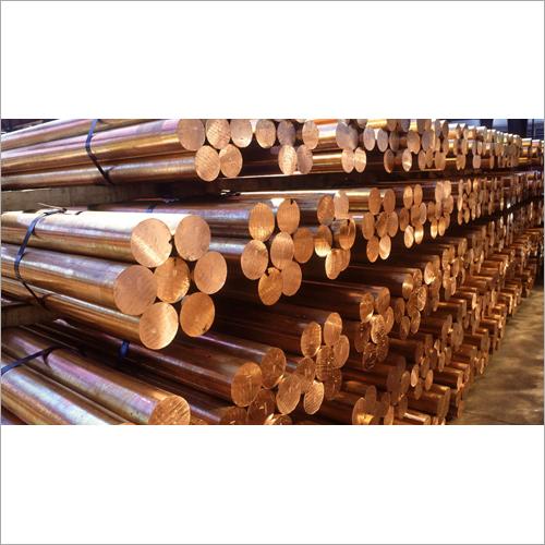 Pure Copper Rod