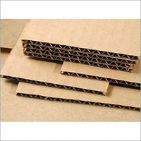 Brown Paper Corrugated Board