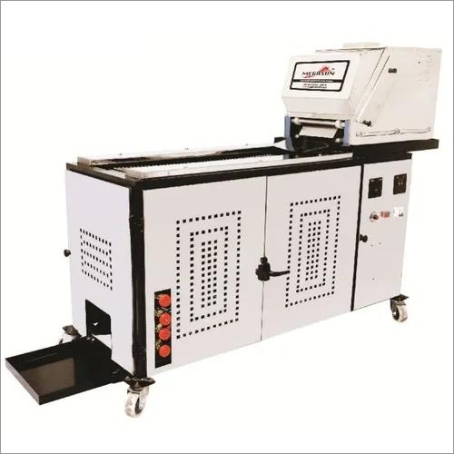 Automatic Chapati Roasting Machine Conveyor Type
