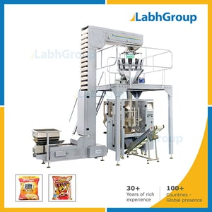 Corn Flakes Breakfast Cereals Pouch Packing Machine