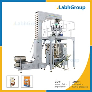 Dog, Cat, Fish, Pet Food Bag Pouch Packing Machine