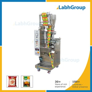 Spices Powder Small Plastic Sachet Pouch Packing Machine