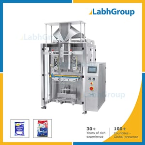 Automatic Big Bag Pouch Packing Machine