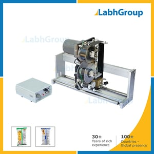 Continuous Hot Foil Stamping Machine