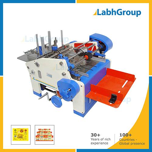 Automatic Label Code Printing Machine