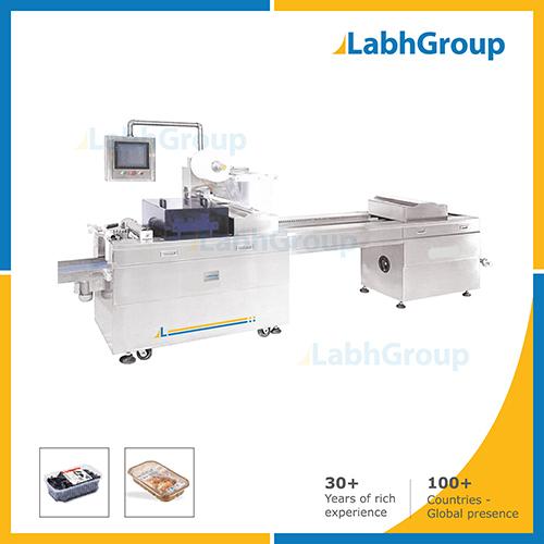 Automatic Linear Tray Sealing Machine