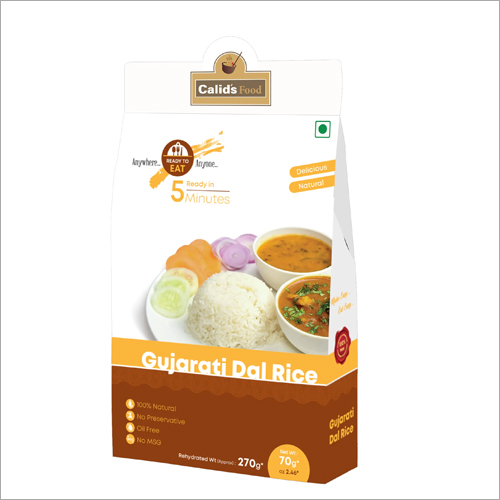 Ready To Eat Dal Rice