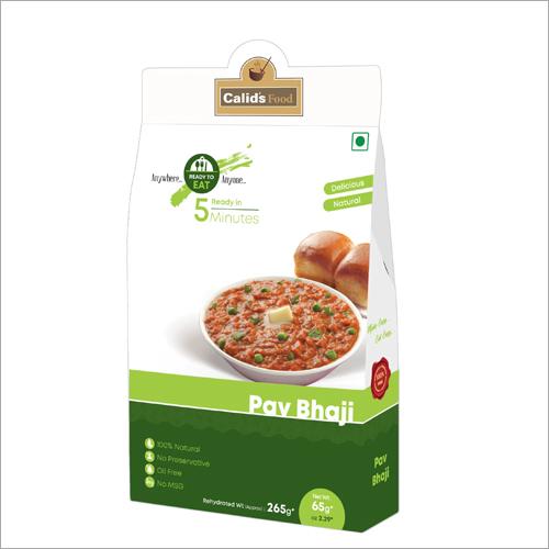 Ready To Eat Pav Bhaji