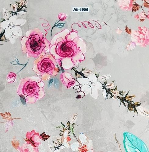 Digital Printed Velvet Fabric