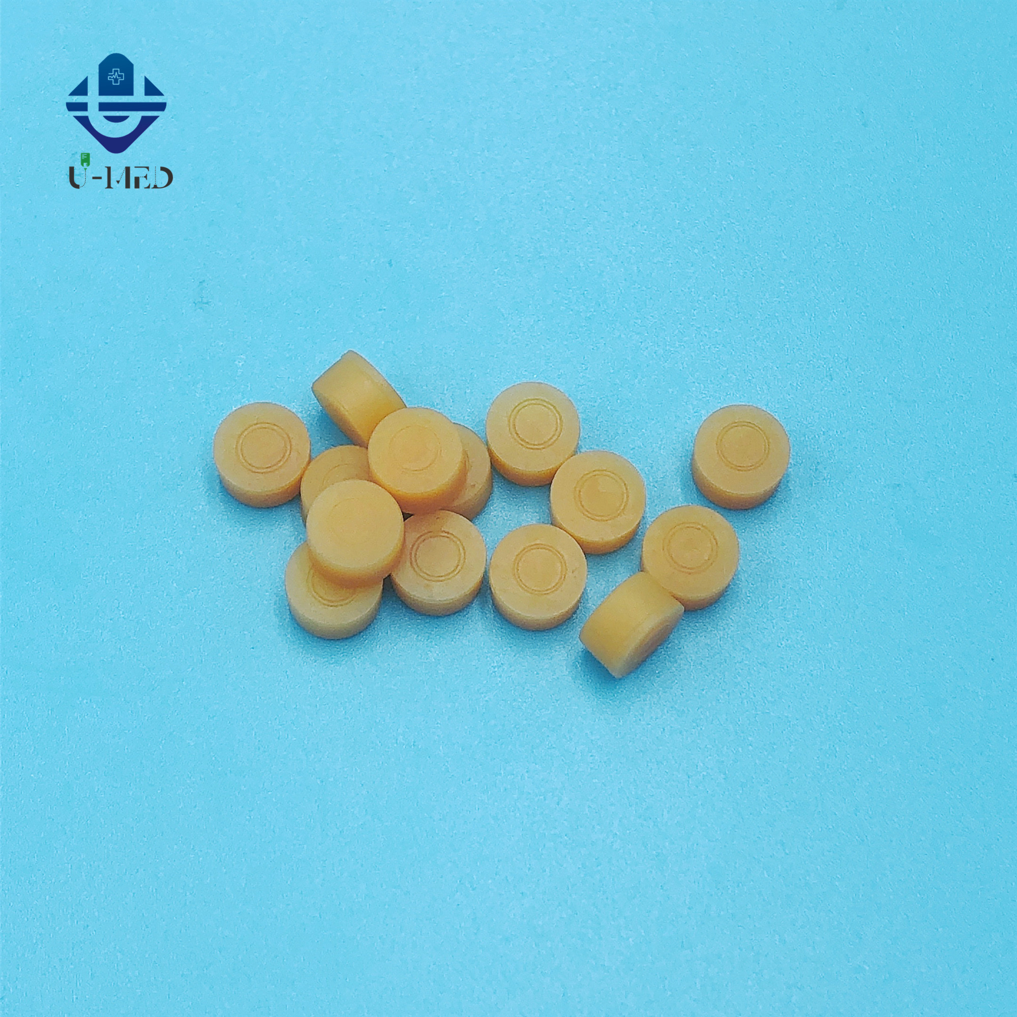 High Cost Performance Anti Vibration Medical Rubber Pad For Iv Set