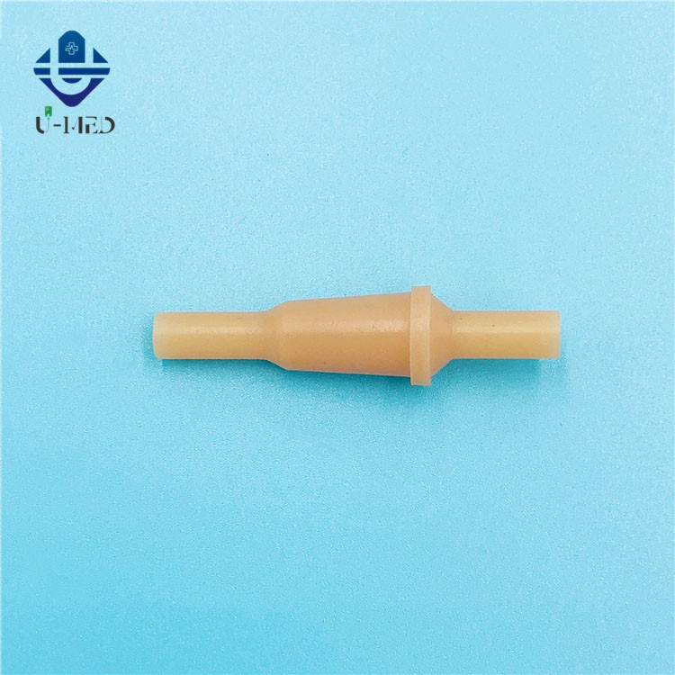Medical Latex Rubber/isoprene Rubber Bulb For Iv Sets