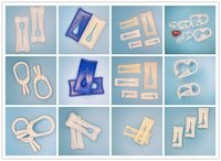 Consumables Medical Infusion Safety Pinch Clamp Tubing Clamp Medical Plastic Clamp