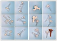 Medical Components Y injection port site for infusion set Light-Proof