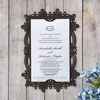 Matt Wedding Invitation