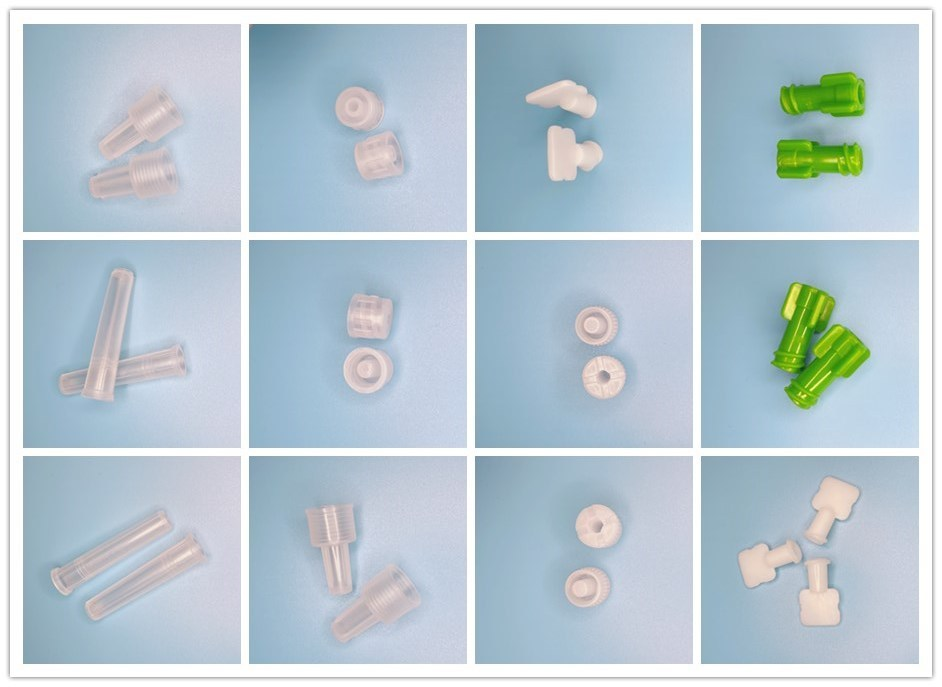 Non-vented/vented Female/male luer lock cover for luer lock syringe