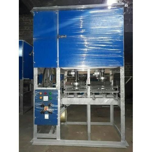Double Die Fully Automatic Paper Dona Making Machine