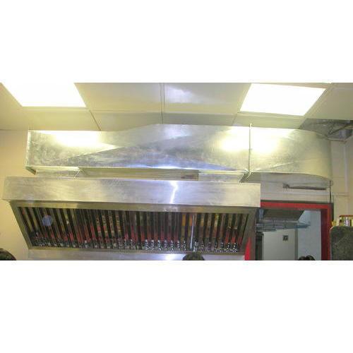 Kitchen Hood Exhaust System