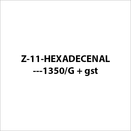 Z-11-HEXADECENAL---1350 G + gst