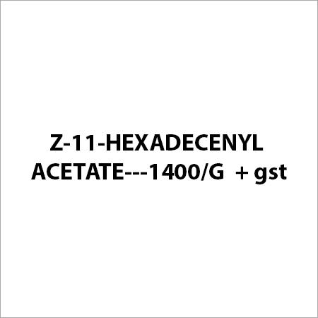 Z-11-HEXADECENYL ACETATE---1400 G  + gst