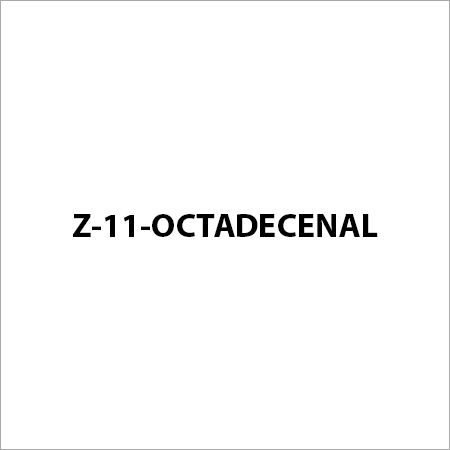 Z-11-OCTADECENAL -