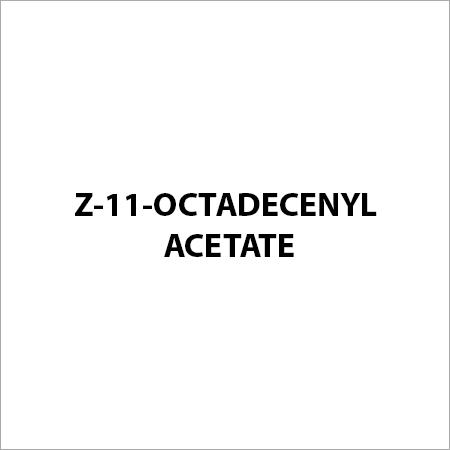 Z-11-OCTADECENYL ACETATE