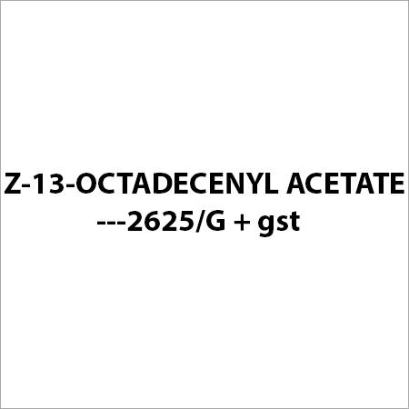 Z-13-OCTADECENYL ACETATE---2625 G + gst