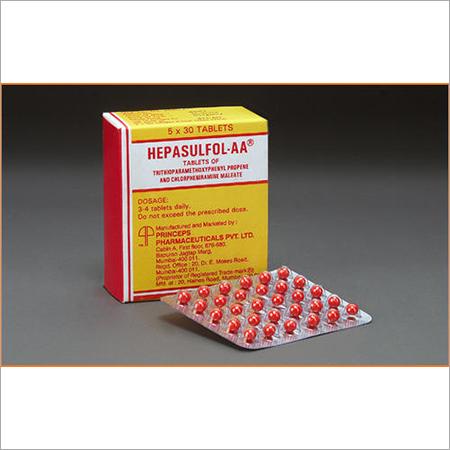 Hepasulfol AA Tablets