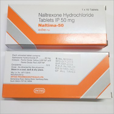 Naltima-50 Mg Tablet