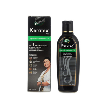 Keratex Hair Oil