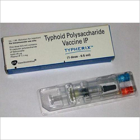 Typhoid Polysaccharide Vaccine