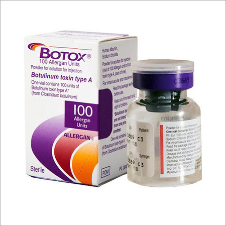Botulinum Toxic Type A Injection