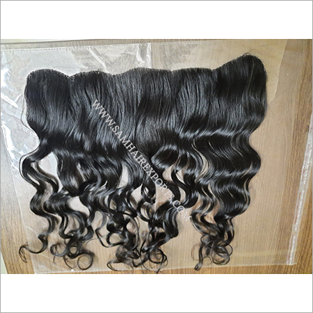 Wavy Transparent Frontal