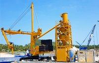 Cement Ship Unloader Combine Weighing Hopper