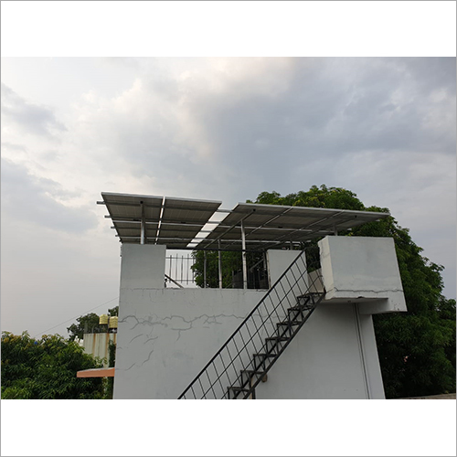 Home Solar Power Rooftop Installation System