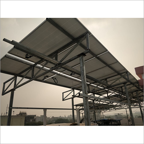 Solar Panel Rooftop Power System